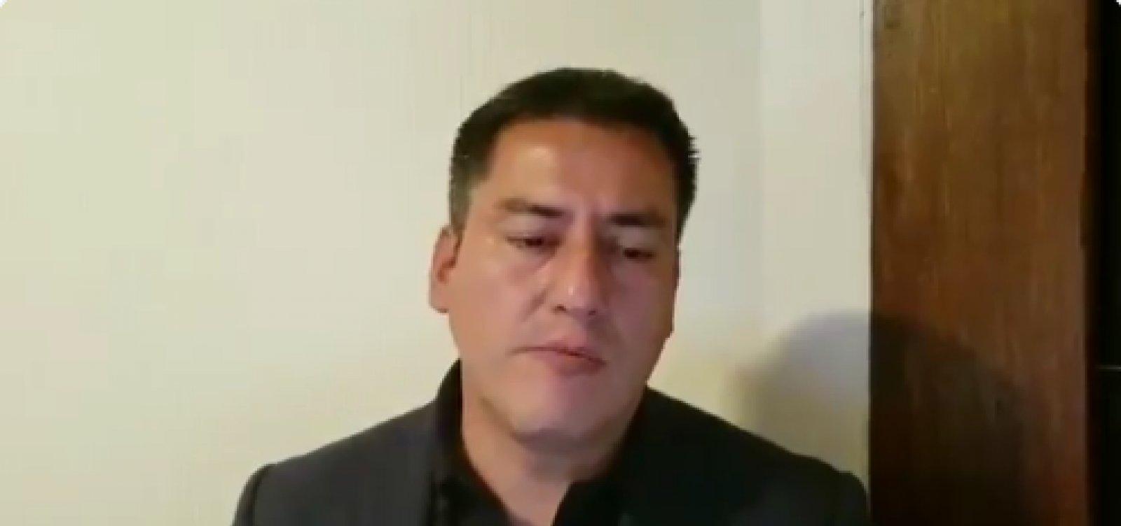 Ministro da Defesa da Bolívia renuncia e é o 13º a deixar cargo no governo