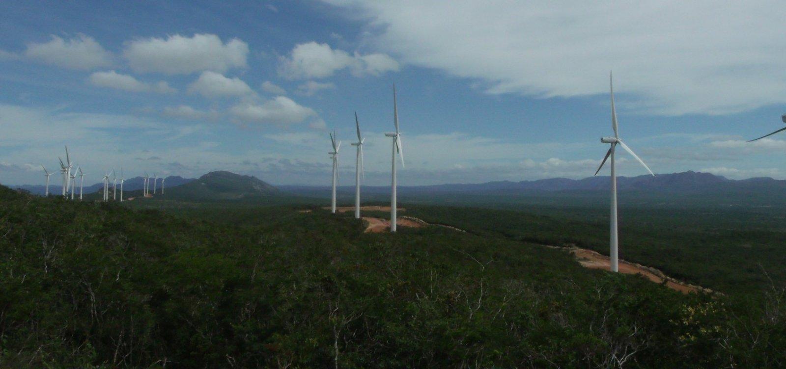 Unipar anuncia parceria com objetivo de geração de energia eólica na Bahia
