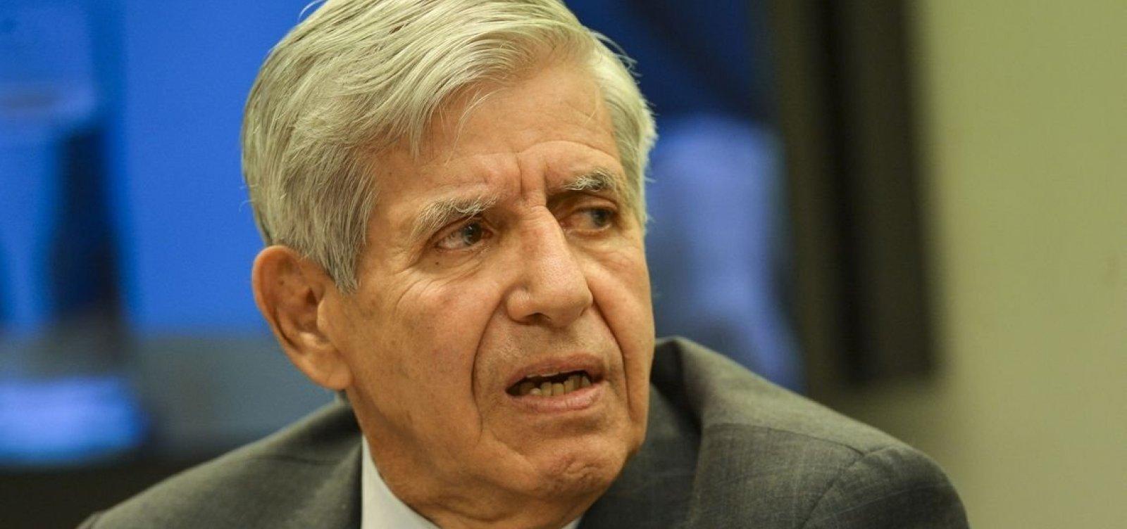 Instabilidade na Bolívia não pautará cúpula do Brics, diz Augusto Heleno