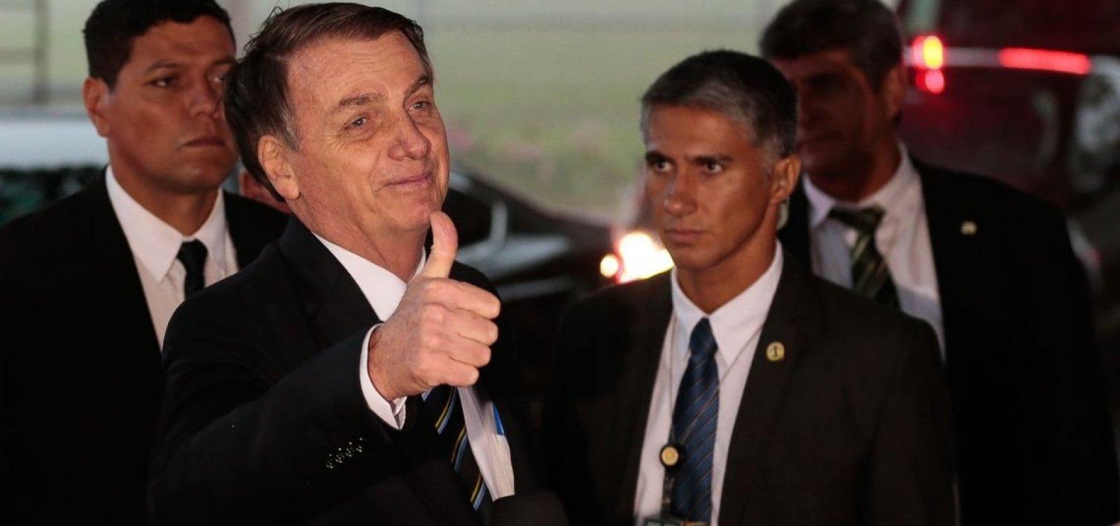 Bolsonaro anuncia saída do PSL e criação do partido Aliança pelo Brasil
