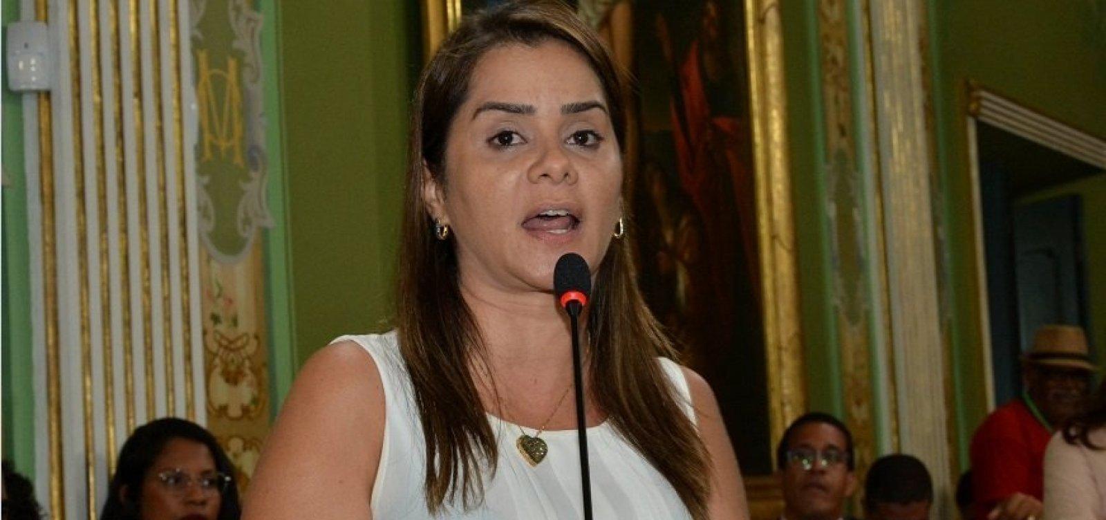 'Criaram um fato monstruoso', diz Lorena Brandão após vazamento de áudio sobre a Lei dos Aplicativos