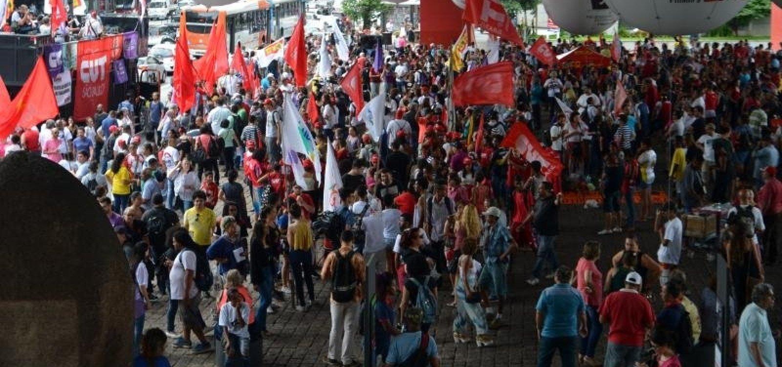 Centrais sindicais organizam protestos contra 'pacote de maldades'