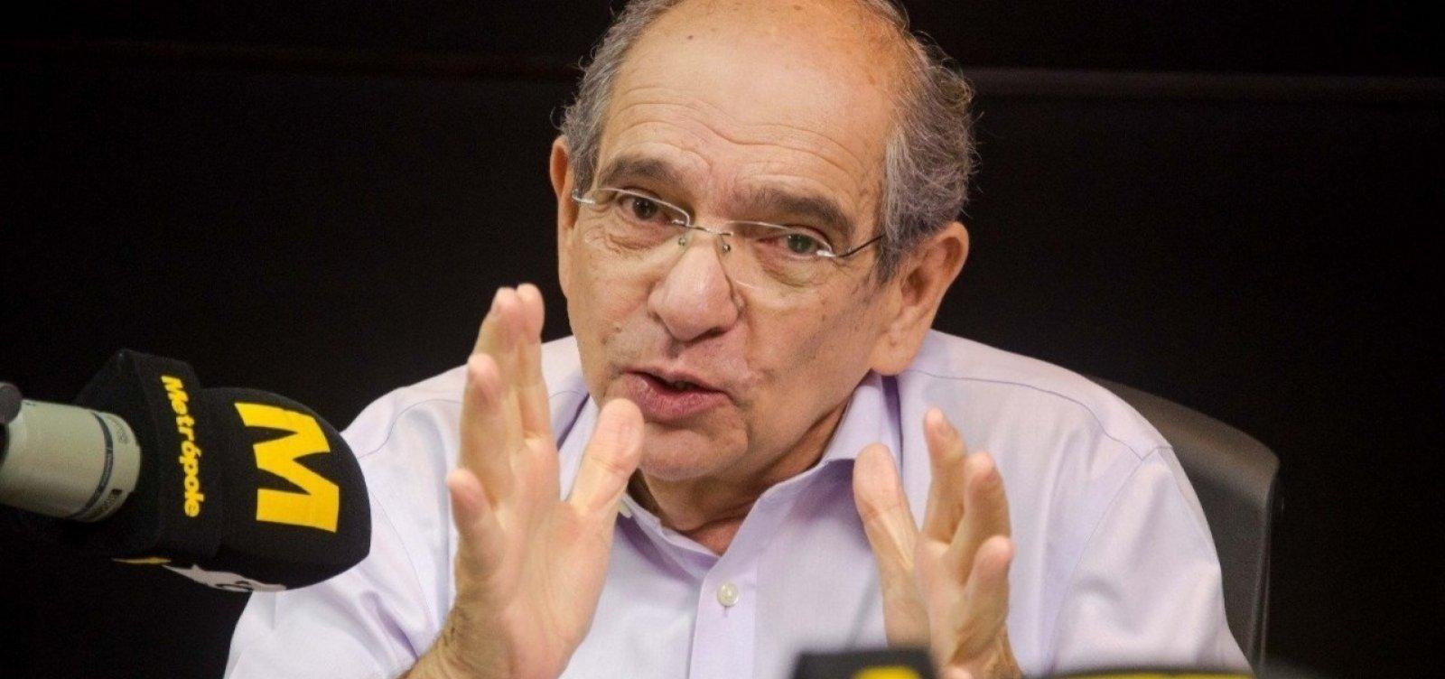'Qual imprensa livre que existe se ela é sufocada pelo governo?', questiona MK sobre decisão de Bolsonaro