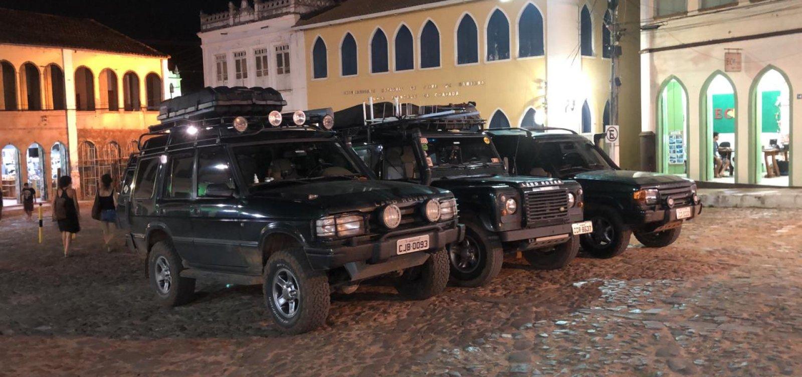 Lençóis: 11º Encontro de Land Rover divulga programação
