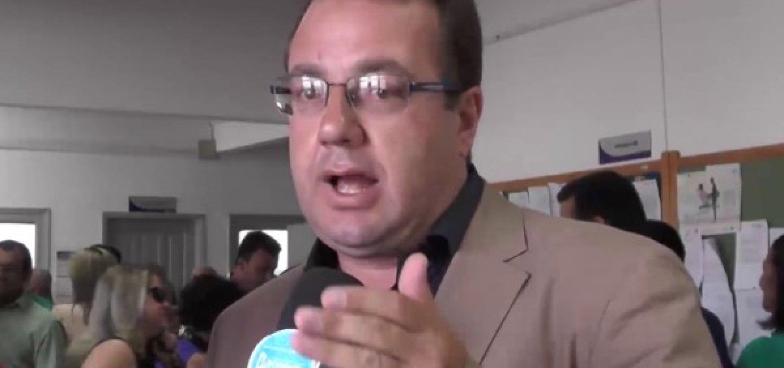 Prefeito de Morro do Chapéu é denunciado ao MPE