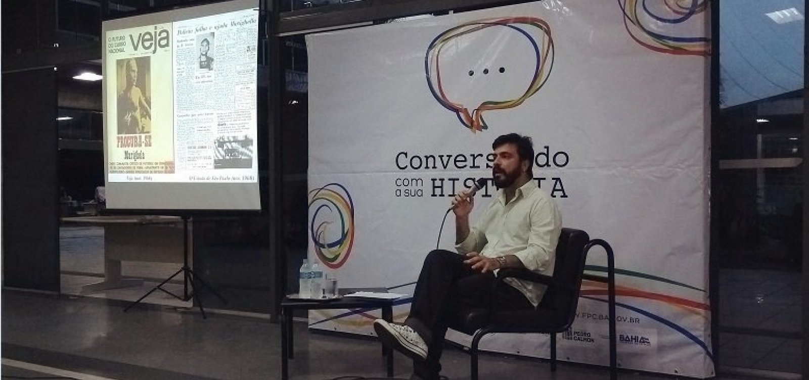 'No Brasil, não existe príncipe, rei, nem princesa', afirma historiador