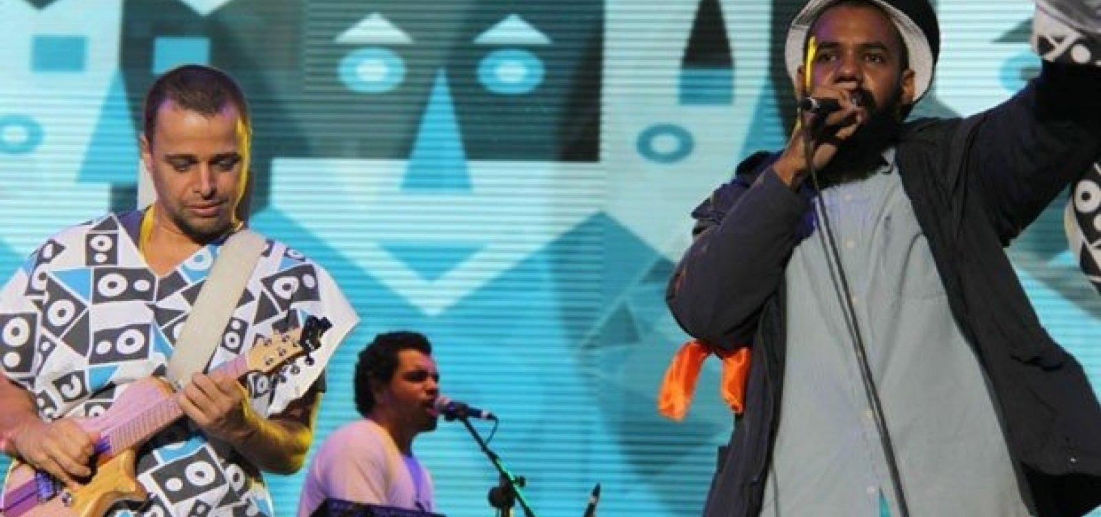 No Grammy Latino, BaianaSystem ganha prêmio de melhor álbum