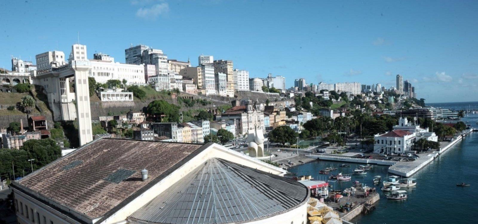 Previsão do tempo: feriadão em Salvador é de sol com algumas nuvens