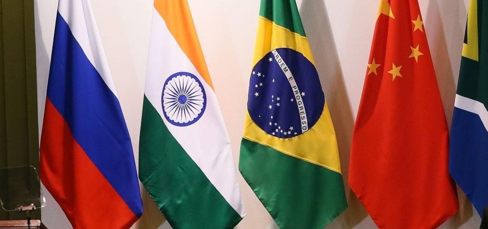 Brasil entrega presidência rotativa do Brics