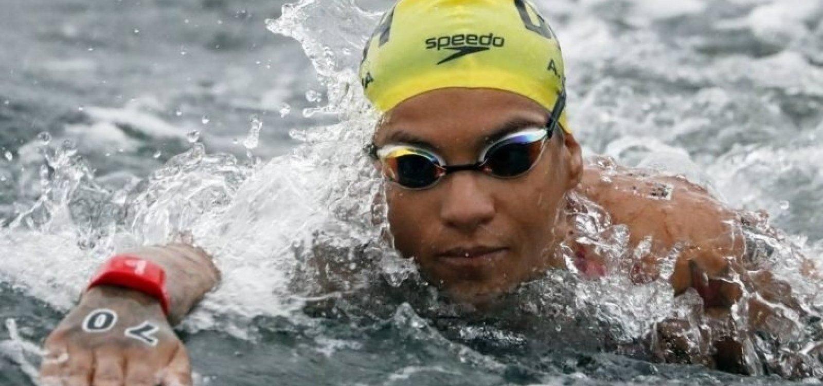 Ana Marcela vence prova em Inema e se classifica para Sul-Americano de 2020