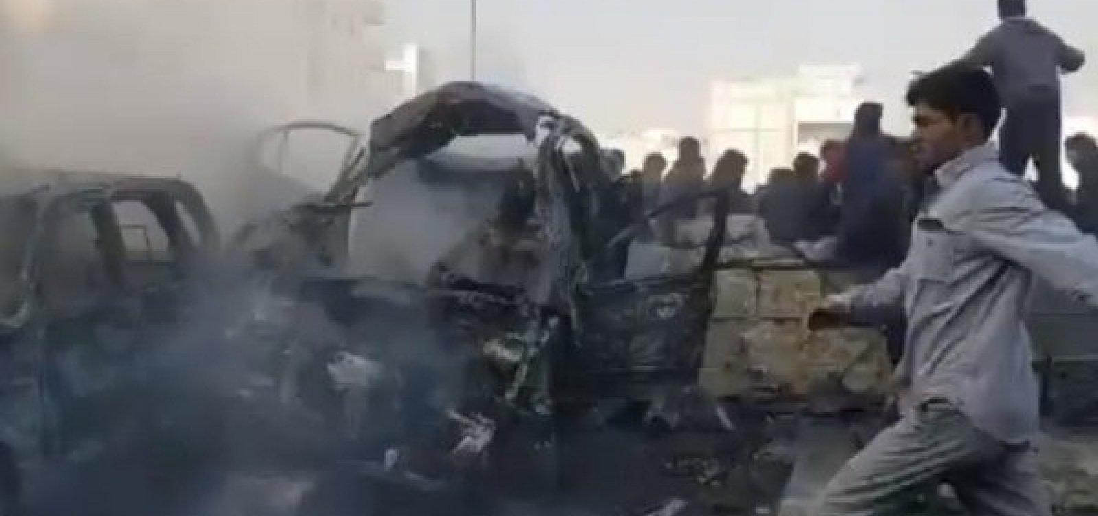 Atentado na Síria deixa 14 mortos e 33 feridos