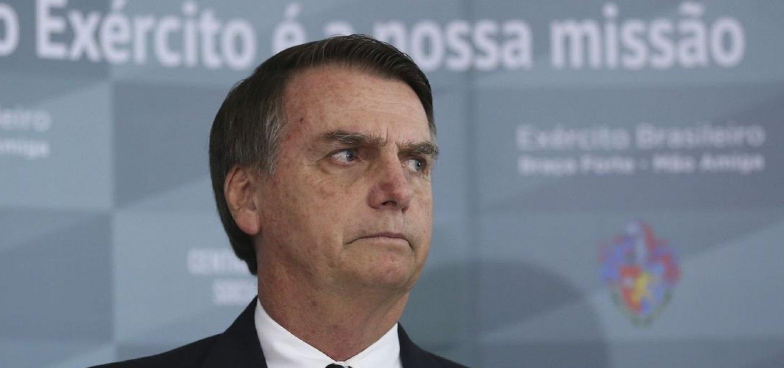 'Vai demorar ainda', diz Bolsonaro sobre reforma administrativa