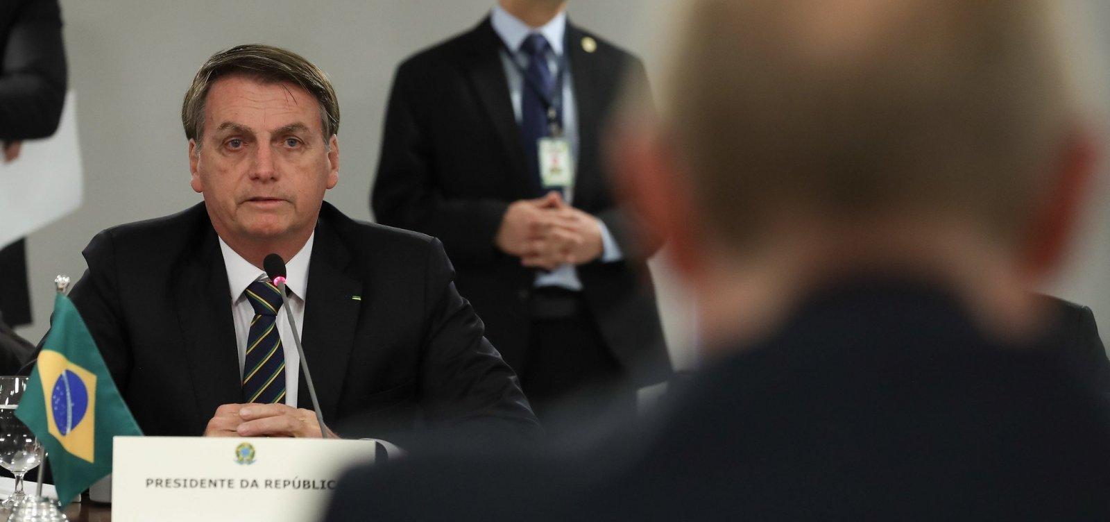 Bolsonaro e equipe gastam 1,2 milhão com viagens ao exterior