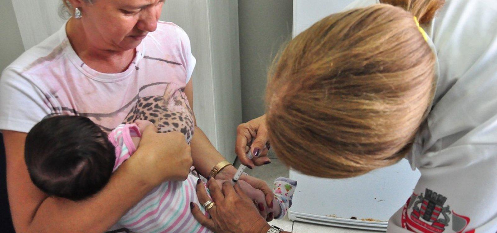 'Não vai precisar recomeçar esquema', alerta Doiane Lemos após novo lote da vacina pentavalente