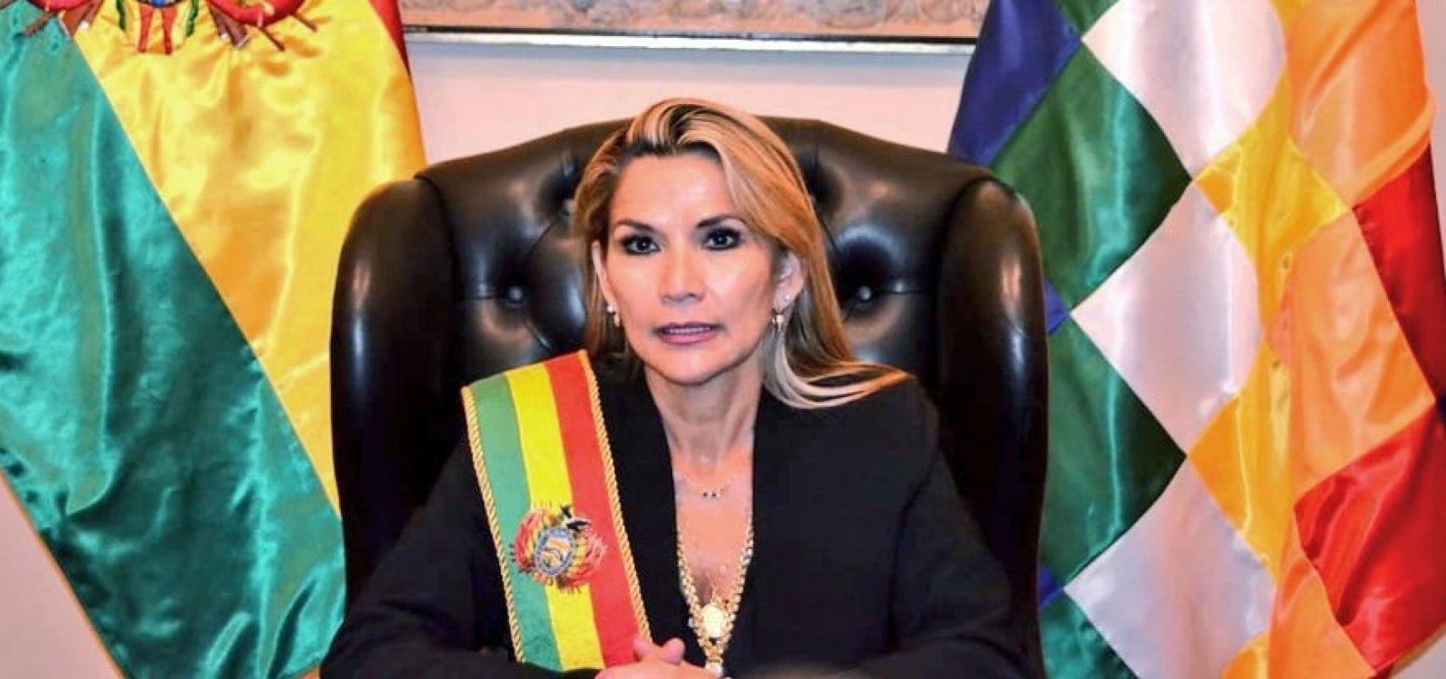 Presidente da Bolívia diz que anunciará novas eleições em breve