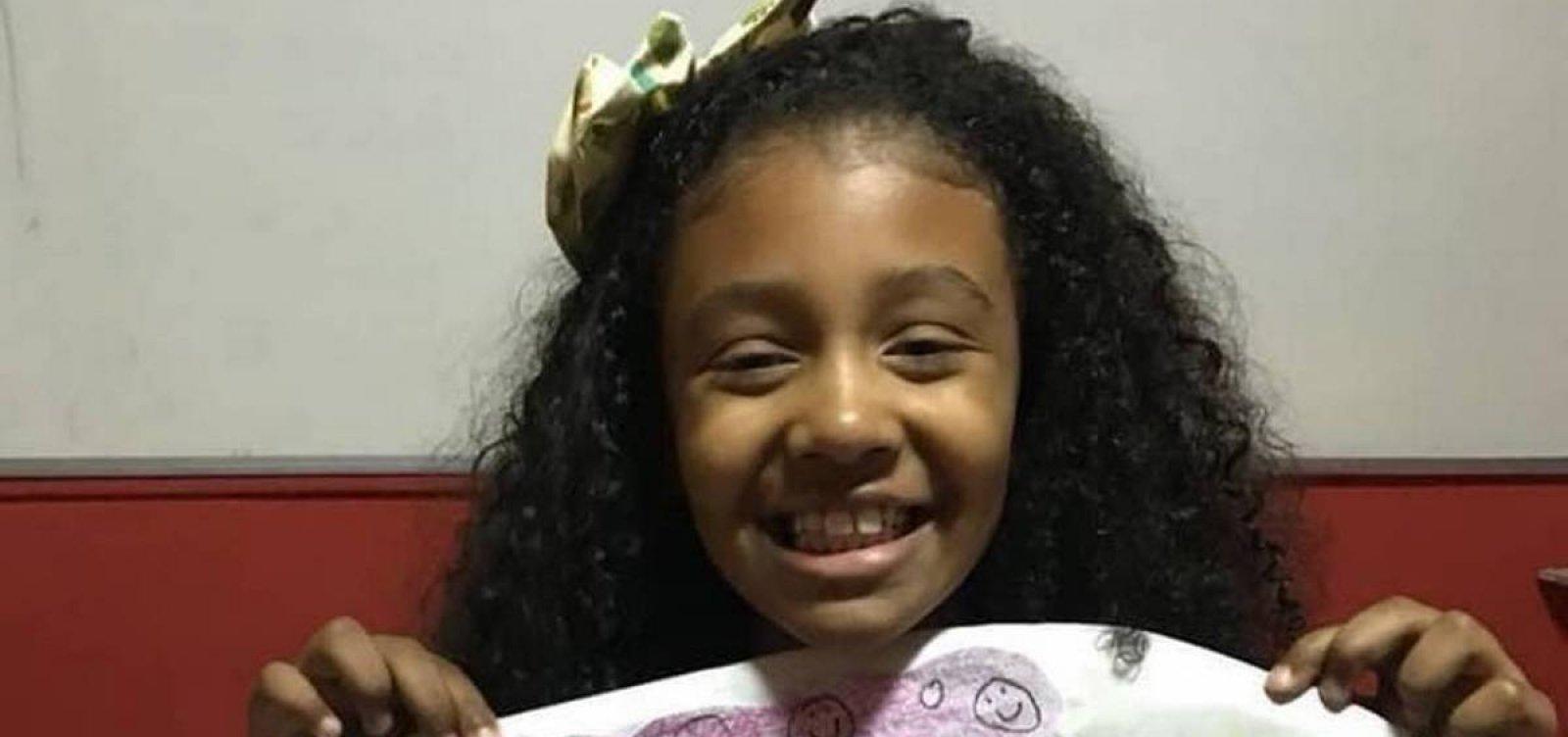 Inquérito da Polícia Civil aponta que PM causou morte da menina Ágatha Félix