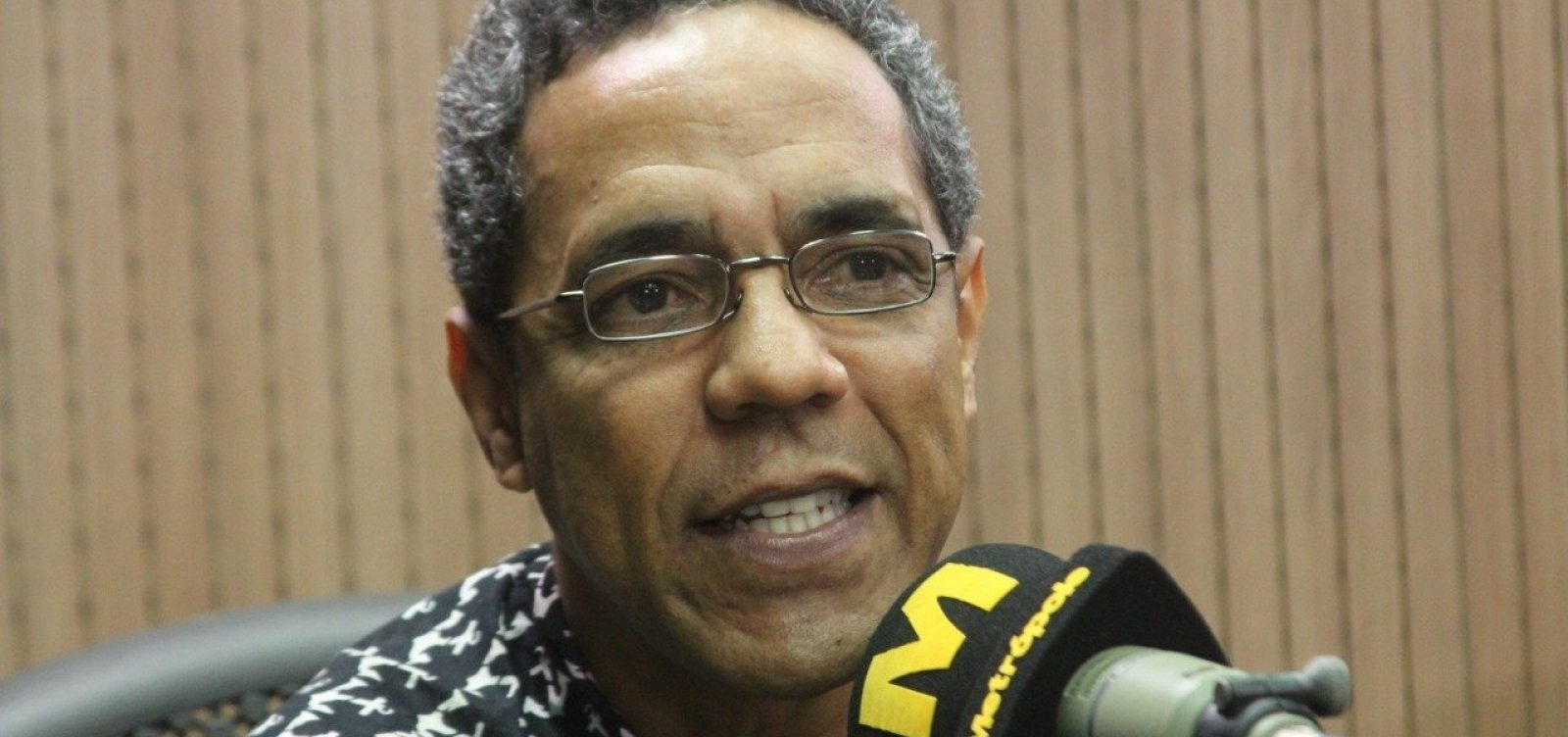 'Perder um ministério da Cultura é algo já muito grave', diz ator Lelo Filho