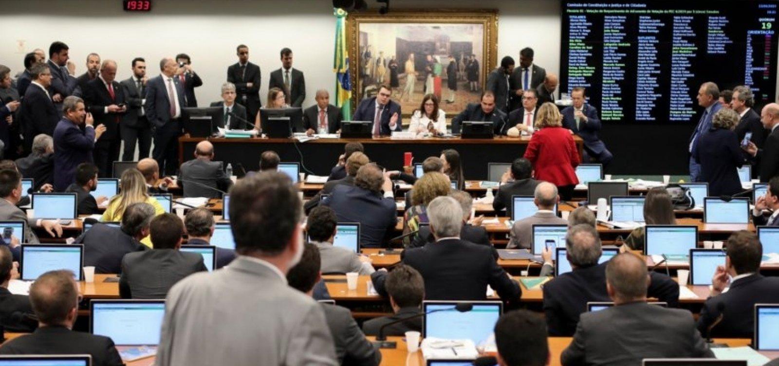 CCJ adia votação sobre PEC da segunda instância