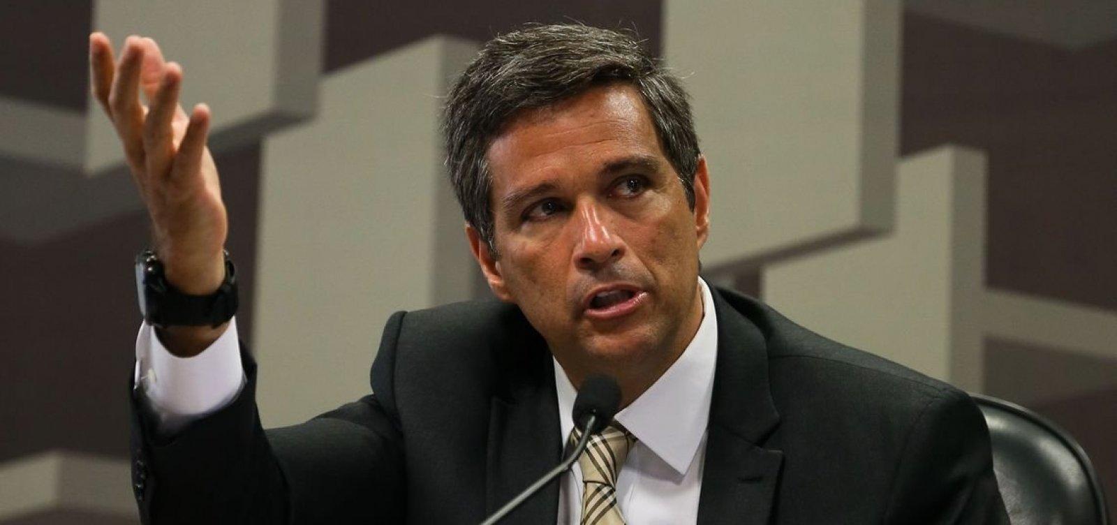 Frustração com cessão onerosa fez dólar subir, diz presidente do Banco Central