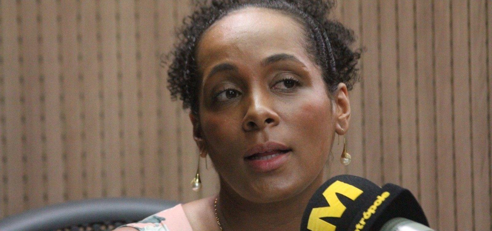 'Passei 12 anos tentando provar que era promotora', diz Lívia Vaz sobre vivência do racismo