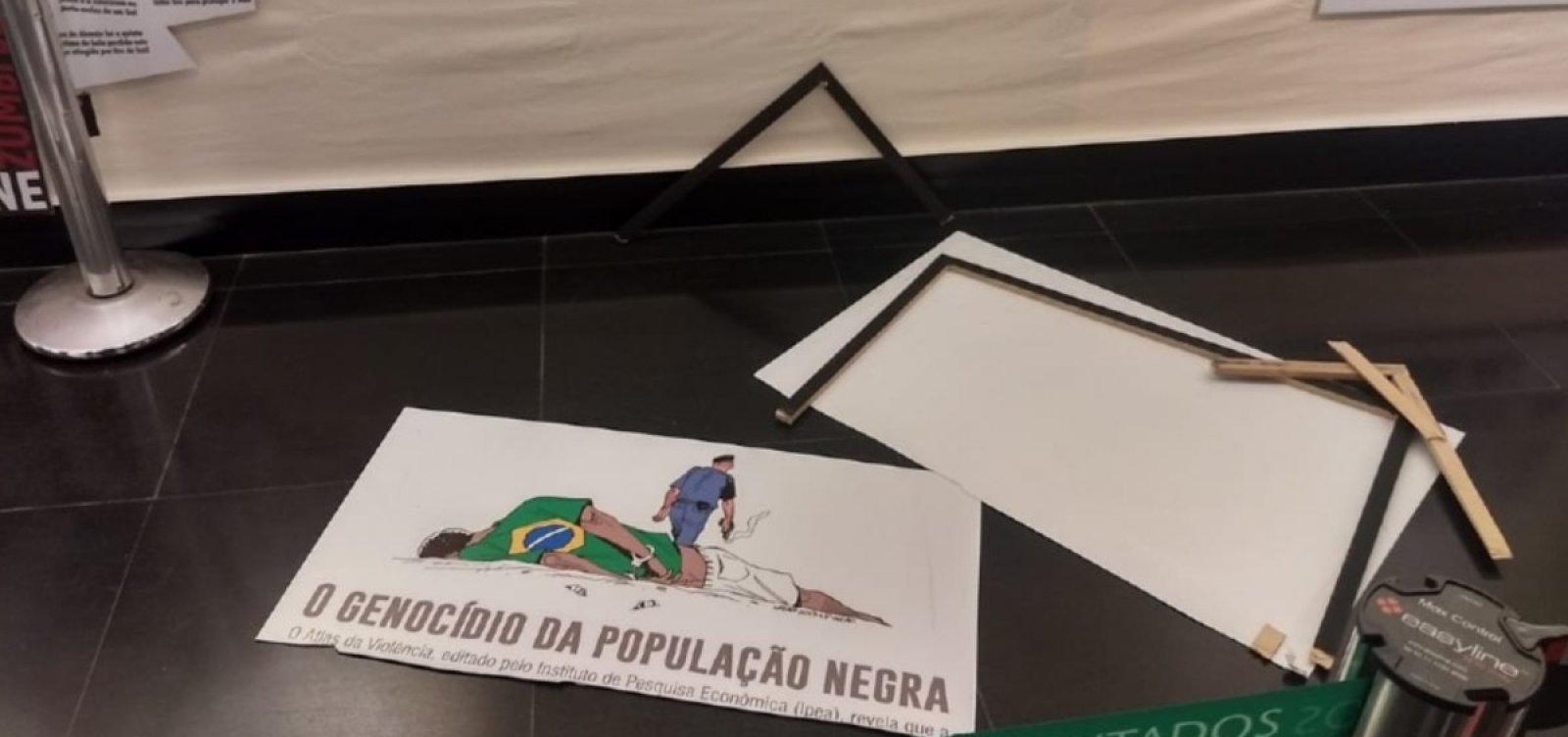 Oposição representa contra deputados do PSL por quebra de decoro e racismo