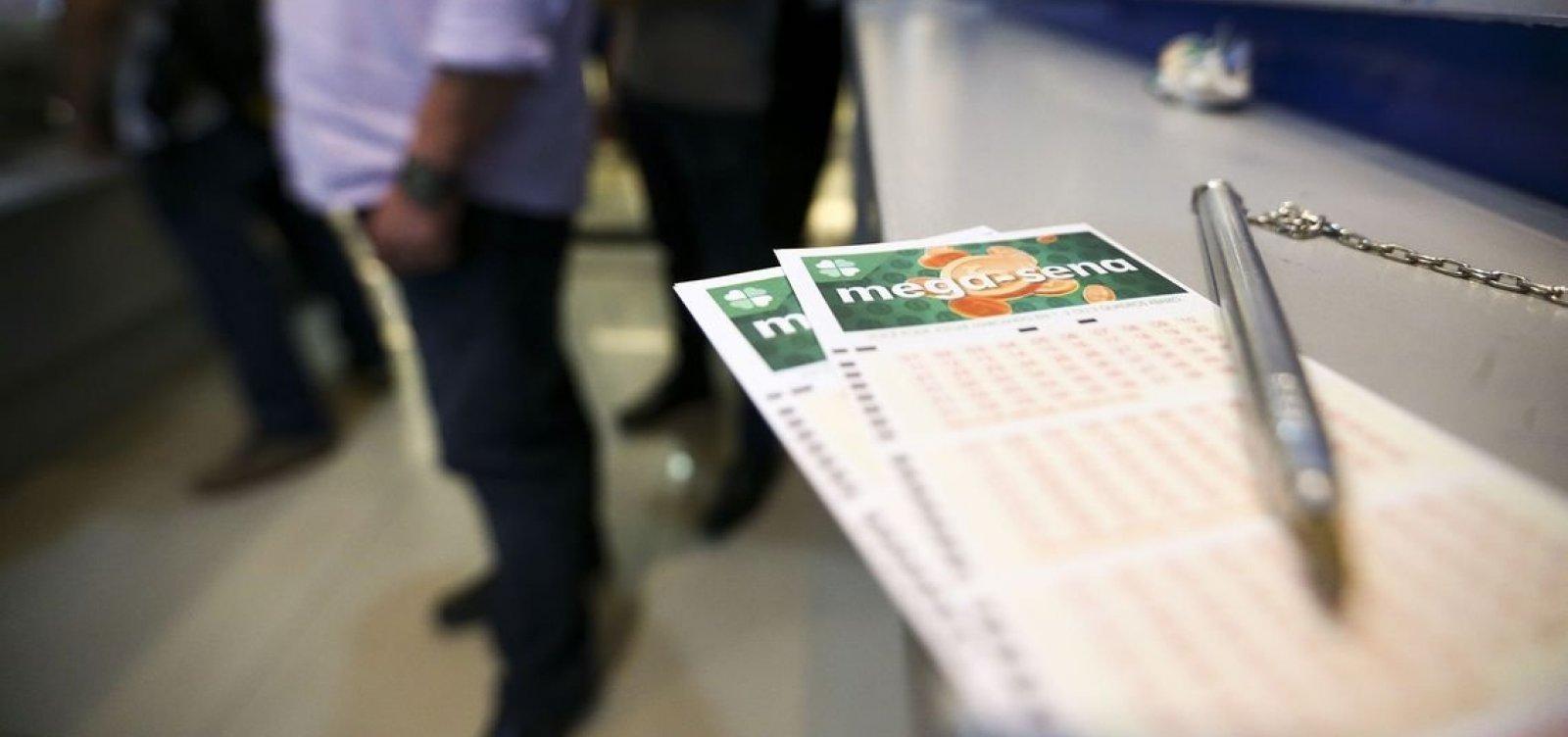 Mega-Sena sorteia prêmio de R$ 14,2 milhões