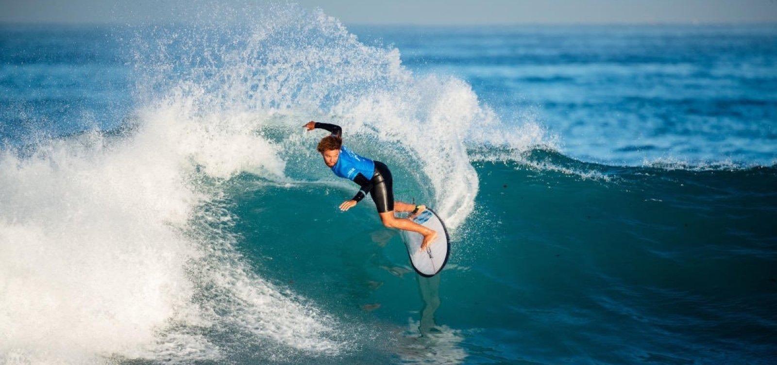 Salvador se candidata para sediar competição internacional de surf na praia de Stella Maris
