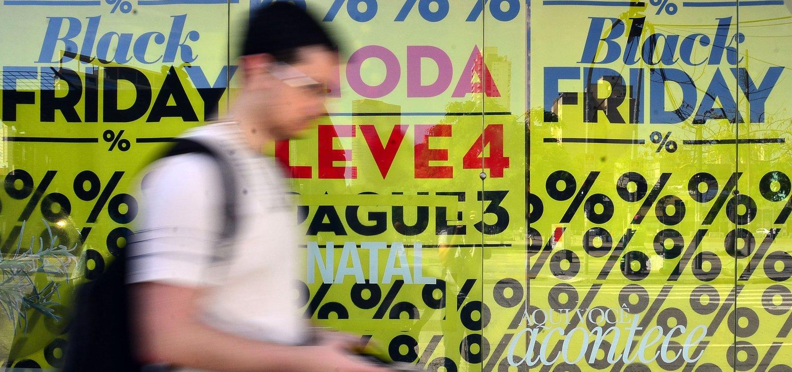 Buscas por 'Black Friday' crescem 68% em relação a 2018