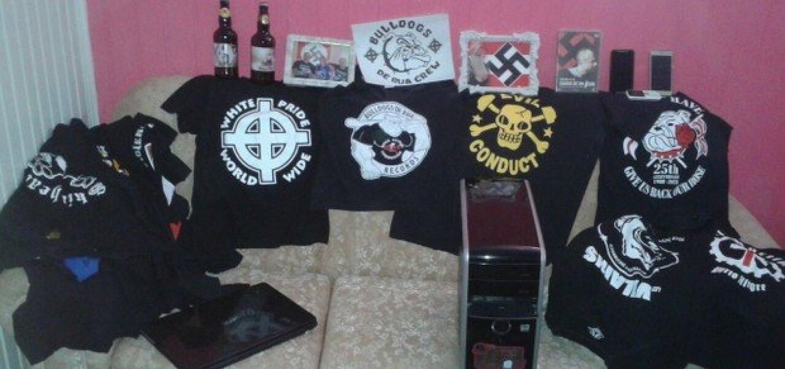 MP-BA vai apurar existência de grupo neonazista em Feira de Santana