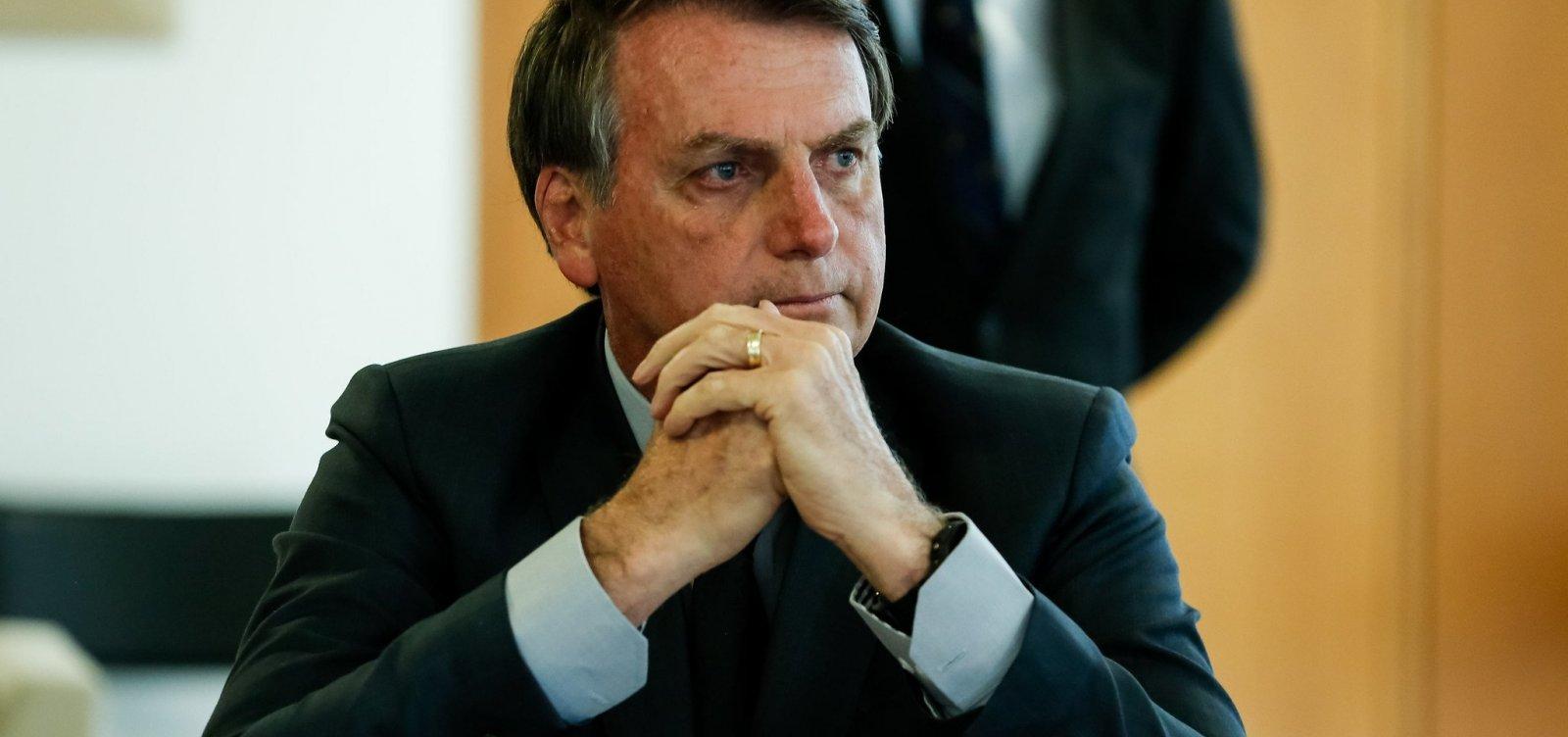 Bolsonaro diz que nenhum ministro irá para novo partido