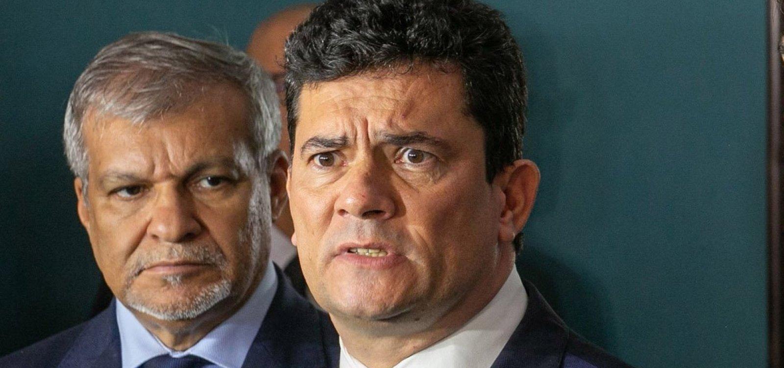 Moro defende federalização do caso Marielle e vê menção a Bolsonaro como 'disparate'