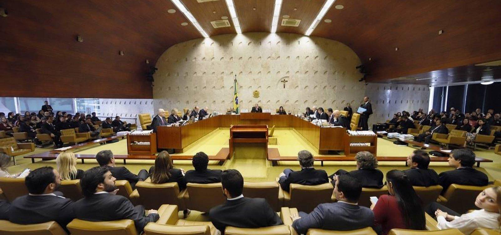 Ao vivo: STF retoma julgamento sobre limites de atuação de órgãos de controle financeiro