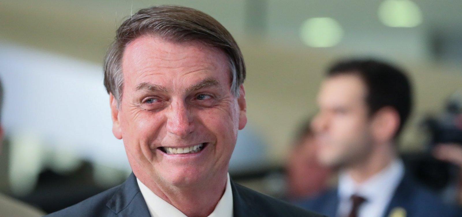Bolsonaro escolhe o número 38 para representar novo partido