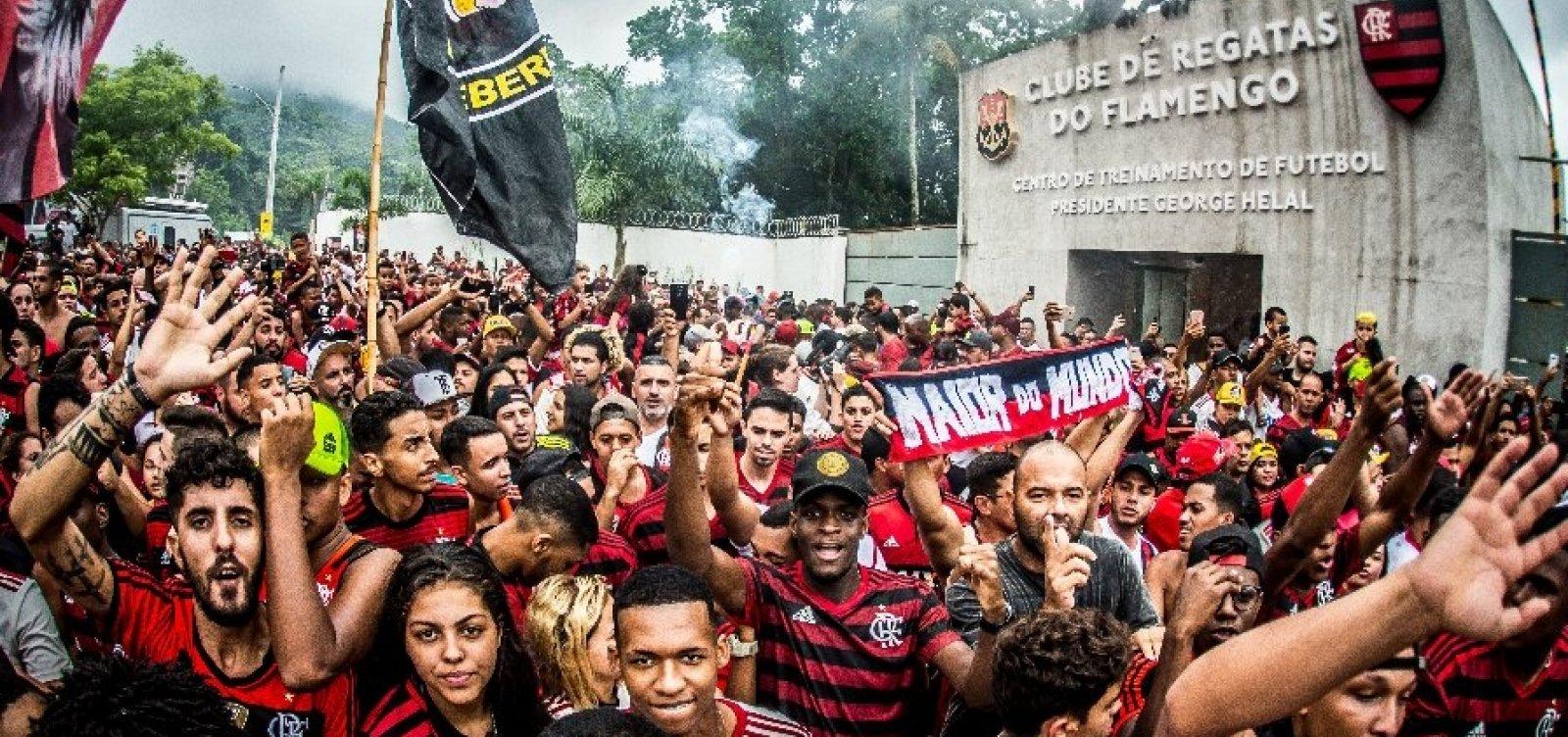 Flamengo e River Plate disputam final da Libertadores neste sábado