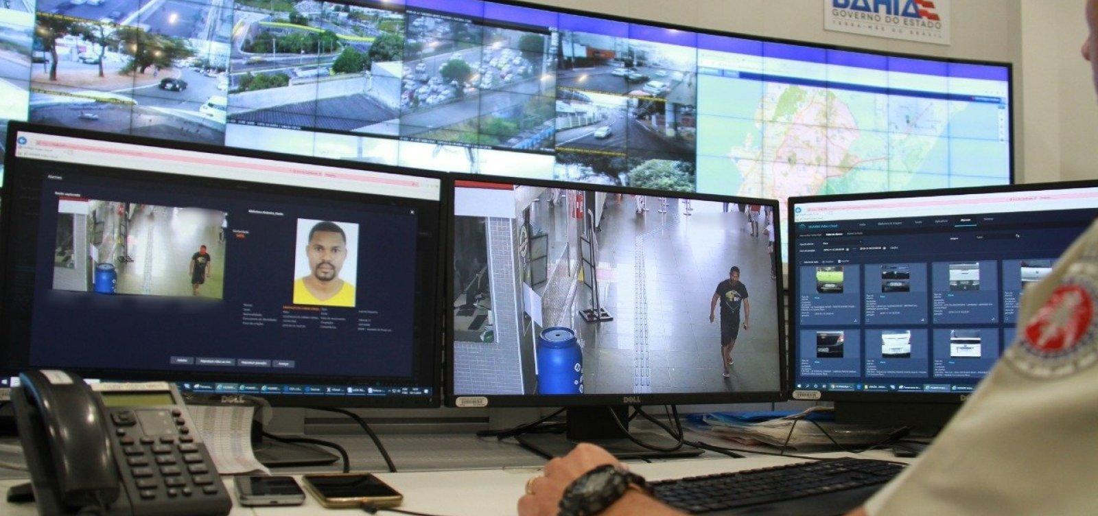 Bahia lidera o número de abordagens e prisões com reconhecimento facial