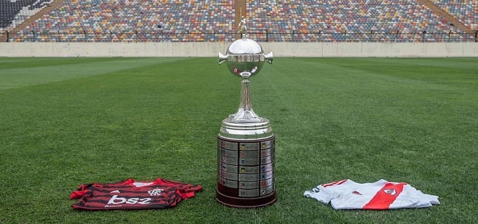 Mais de 300 equipamentos são roubados de estádio que sedia final da Libertadores