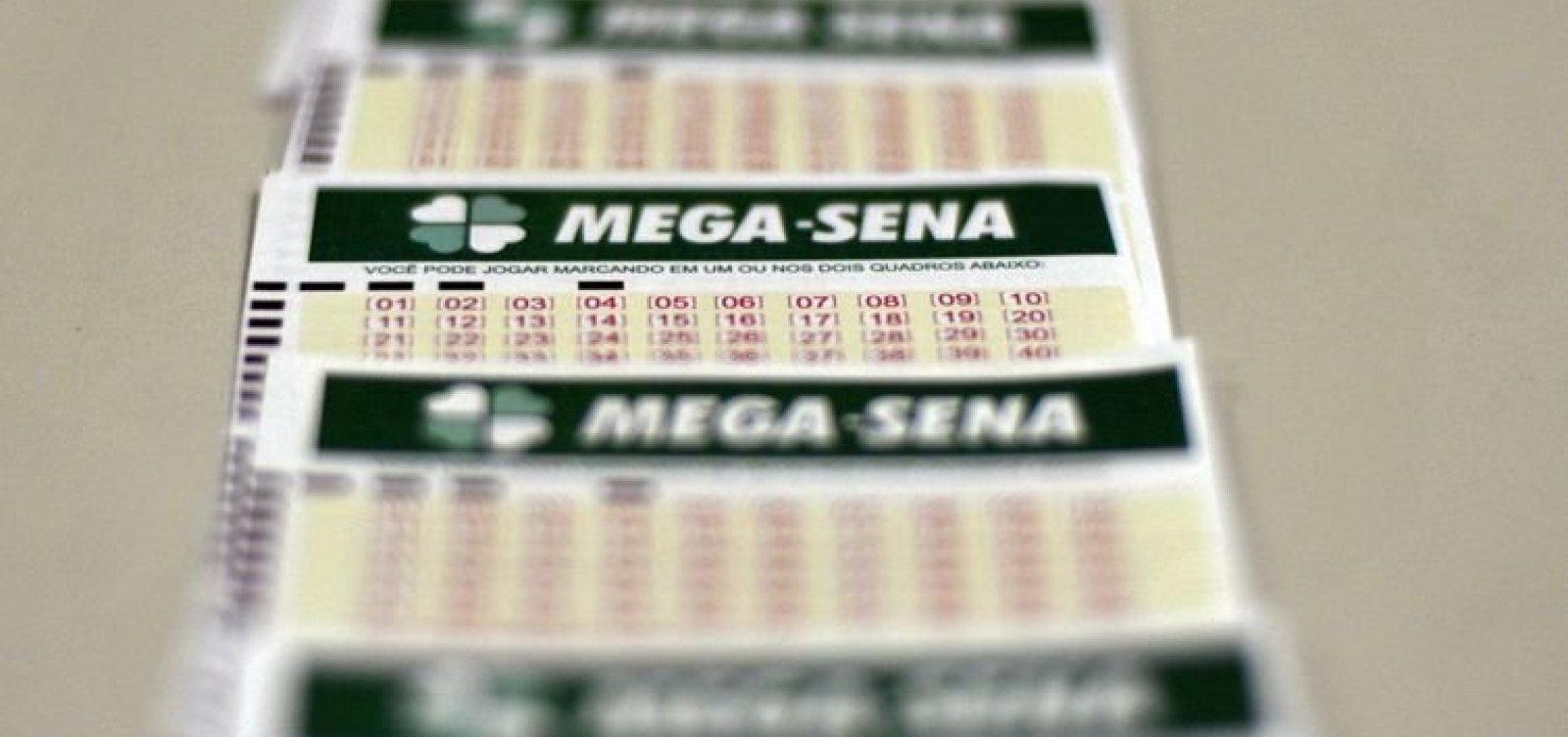 Mega-Sena sorteia hoje prêmio de R$ 31 milhões