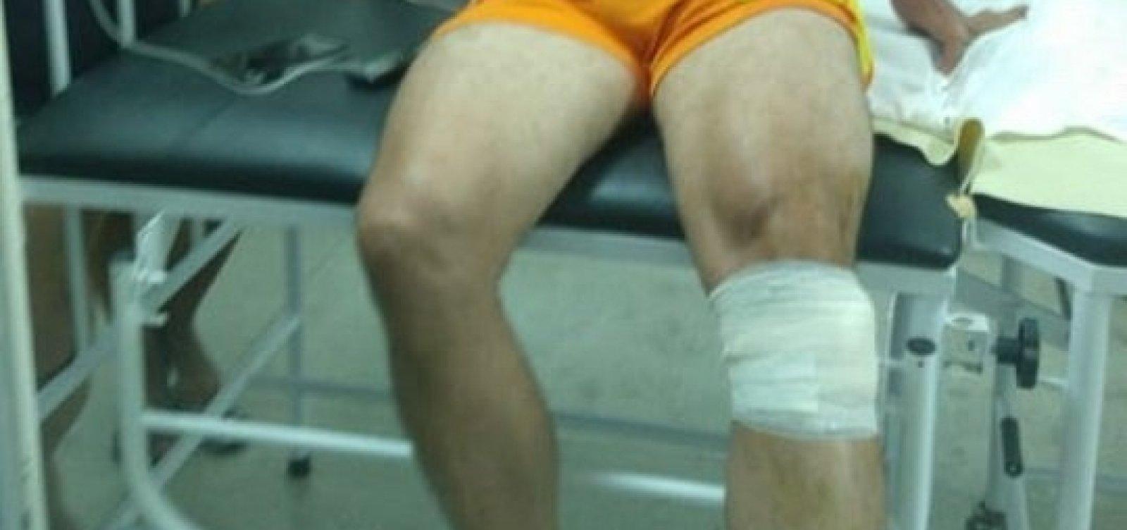 Valente: Vereador é baleado ao voltar para casa após jogo de futebol