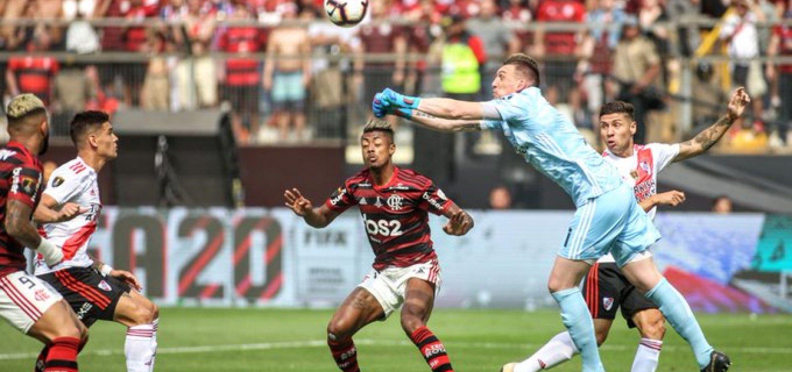 'Pudemos mostrar como o Flamengo é forte', afirma Bruno Henrique após título da Libertadores