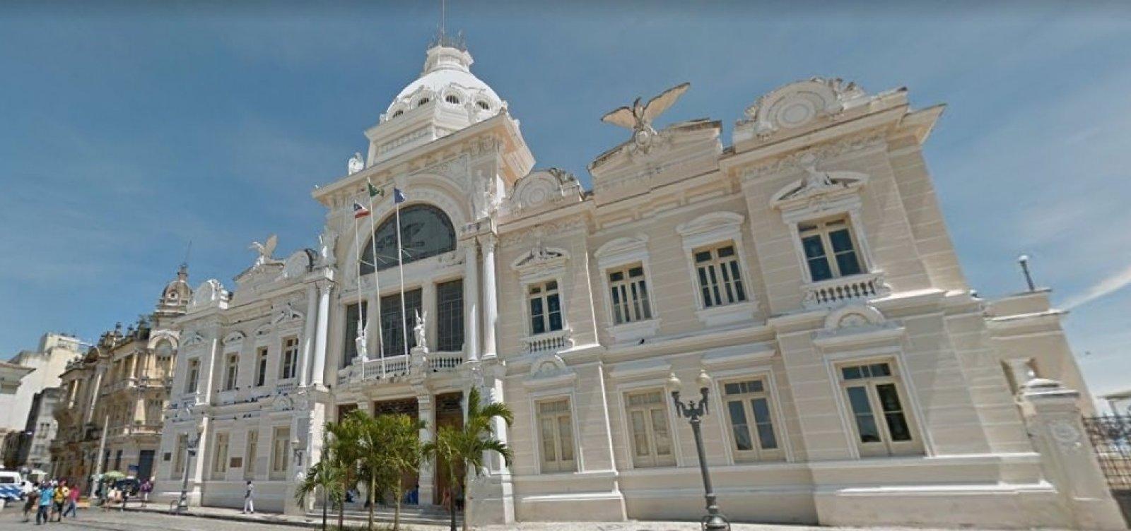 Governo baiano aceita proposta do Vila Galé para transformar Palácio Rio Branco em hotel