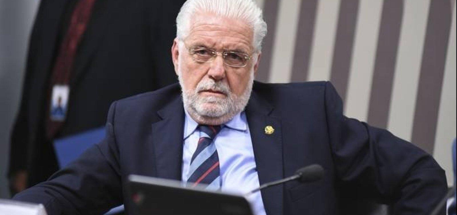 Entre senadores baiano, Wagner é único que afirma ser contra prisão em segunda instância, diz jornal