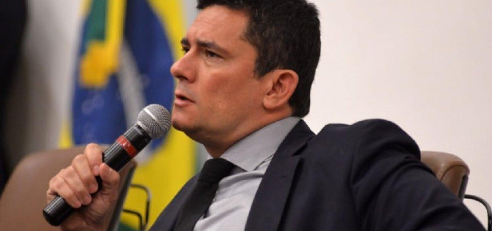 Moro anuncia acordo de extradição de traficantes com a Bolívia
