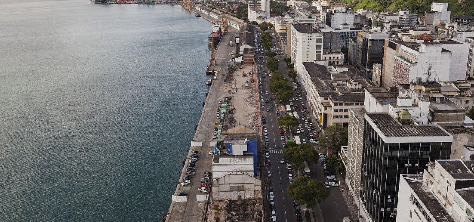 CGU vê irregularidade em contrato entre Tecon e Codeba para ampliação de porto de Salvador