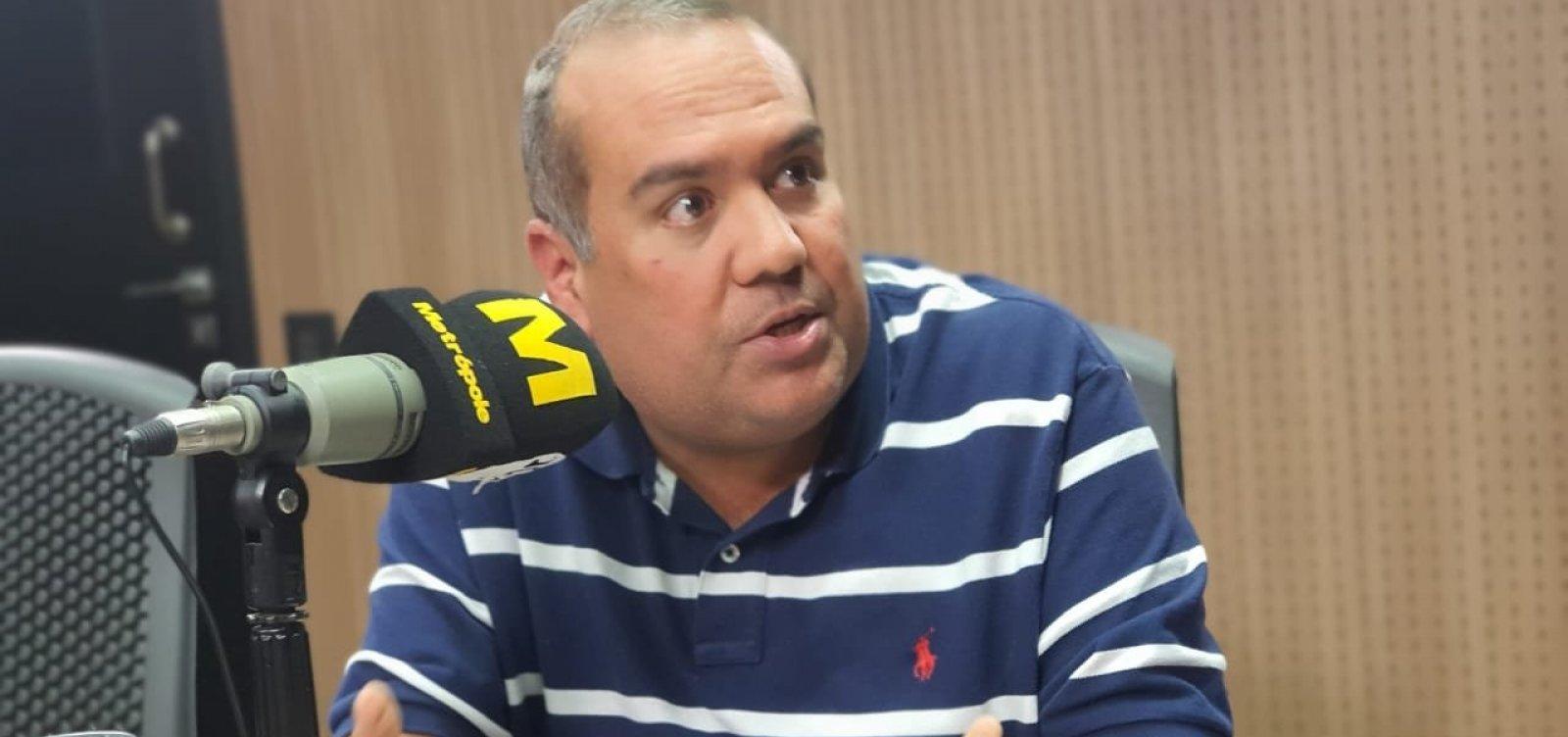 'Presidente estadual do Acre tem que se explicar', diz Sandro Régis sobre candidata laranja no DEM