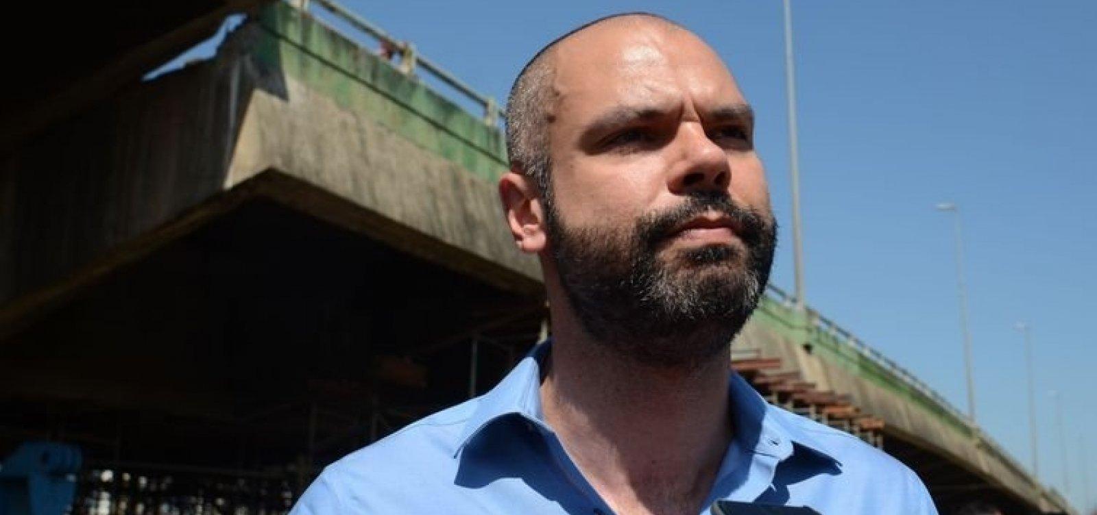 Bruno Covas é internado para terceira sessão de quimioterapia