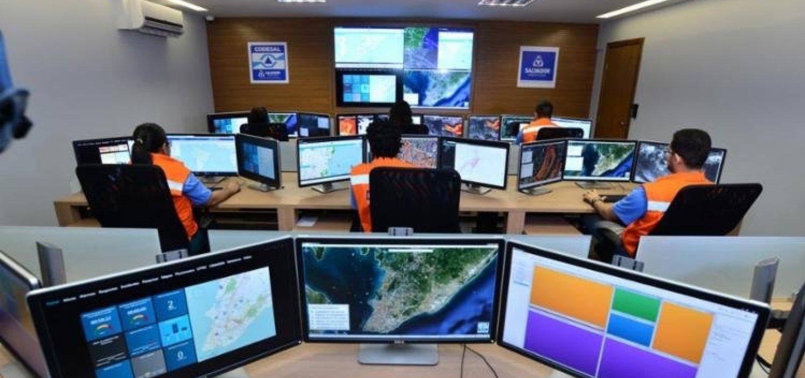 Alertas de deslizamento são emitidos em seis localidades de Salvador