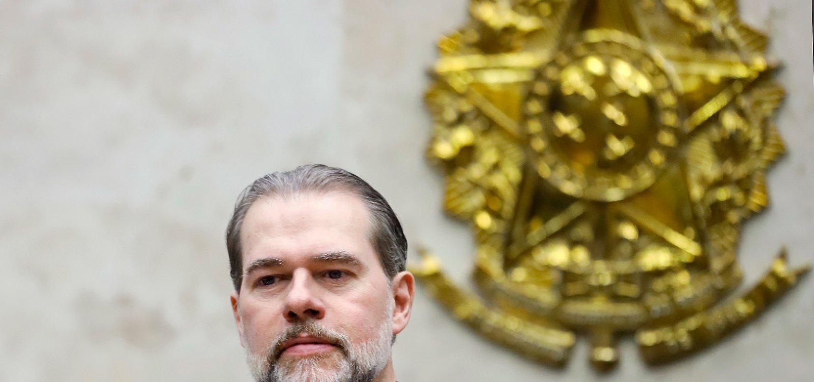 Presidente do STF reage à fala de Guedes e diz que AI-5 é incompatível com a democracia