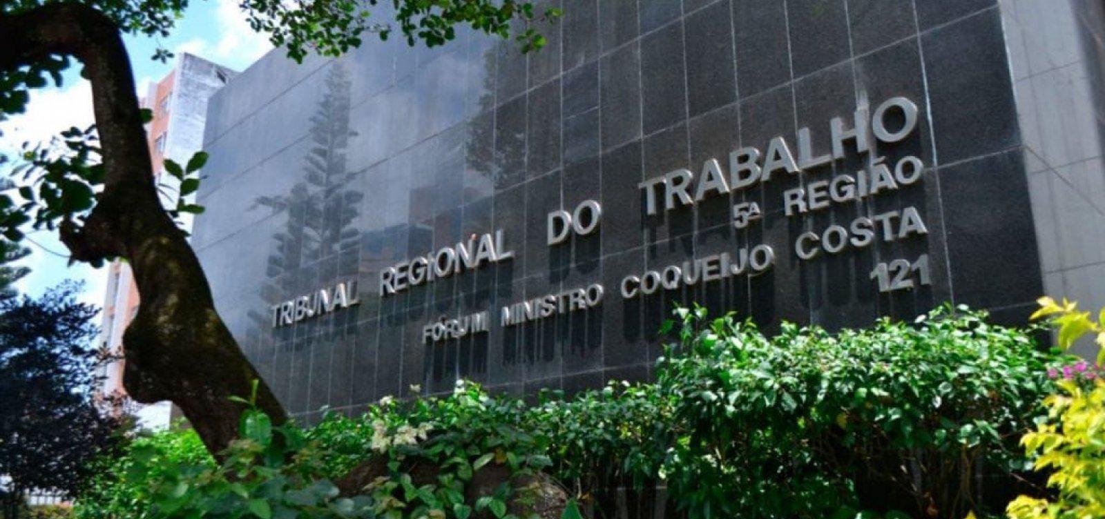 TRT5 suspende expediente e prazos devido às chuvas em Salvador
