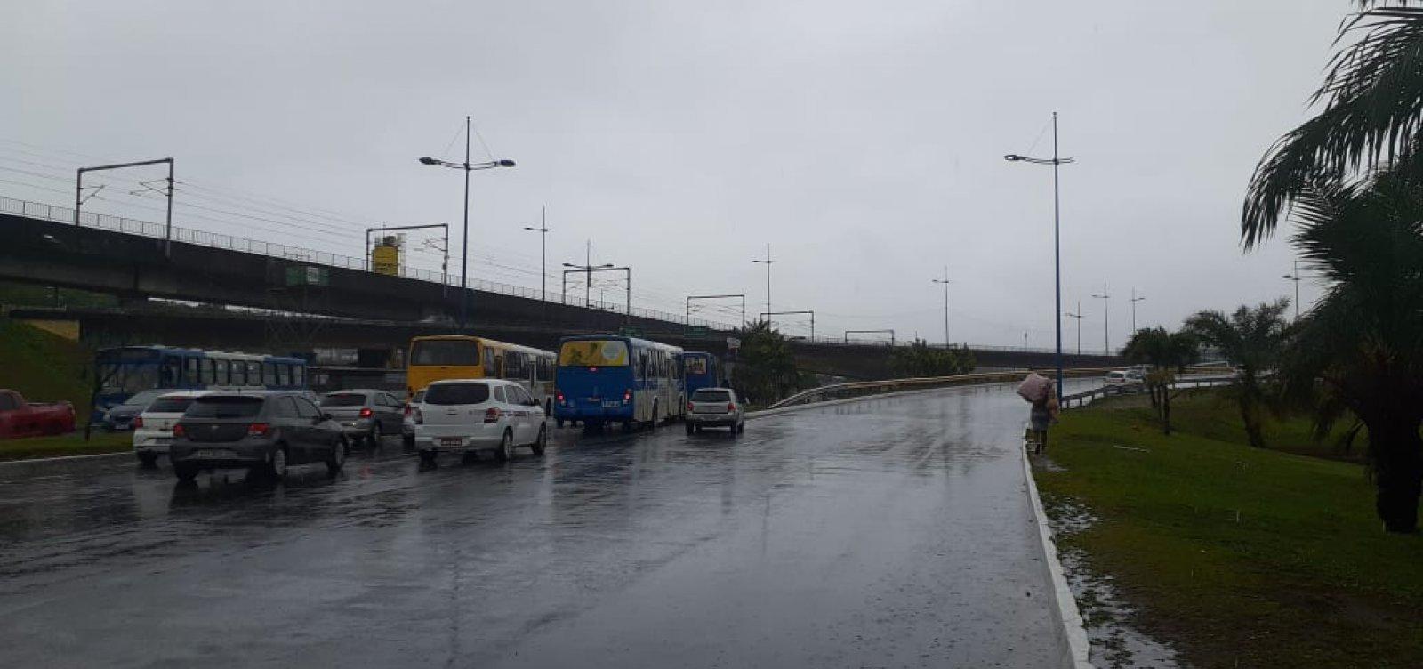 Codesal registra mais de 240 ocorrências após chuvas em Salvador