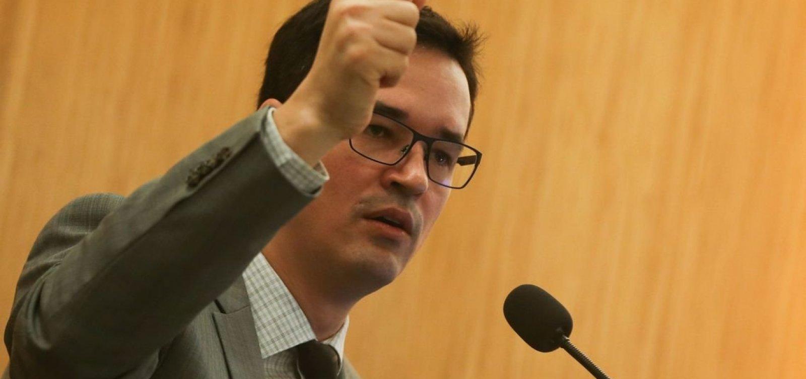 Dallagnol é advertido por críticas a ministros do STF